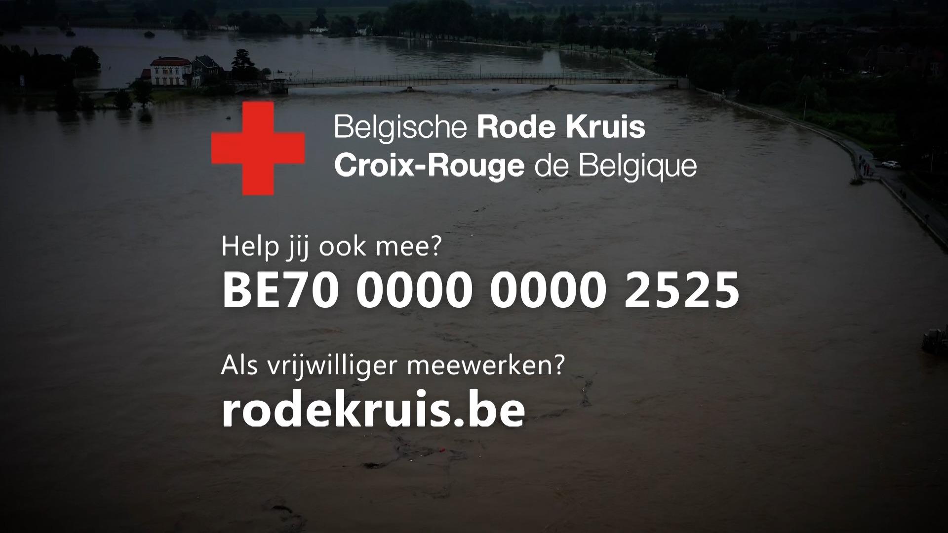 Rodekruis helpendehanden