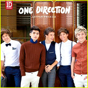 One direction little things lyric video
