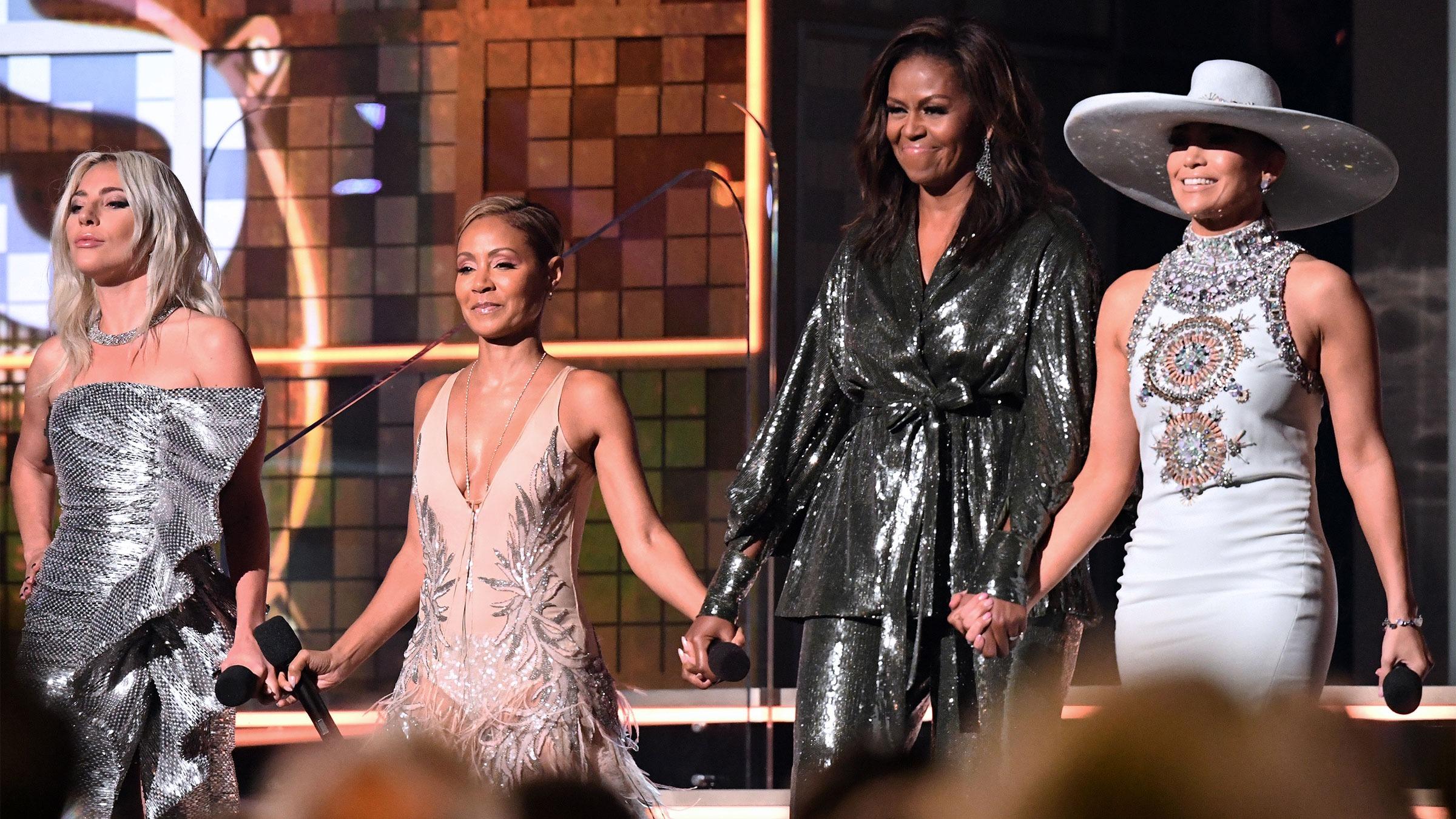 Grammy obama