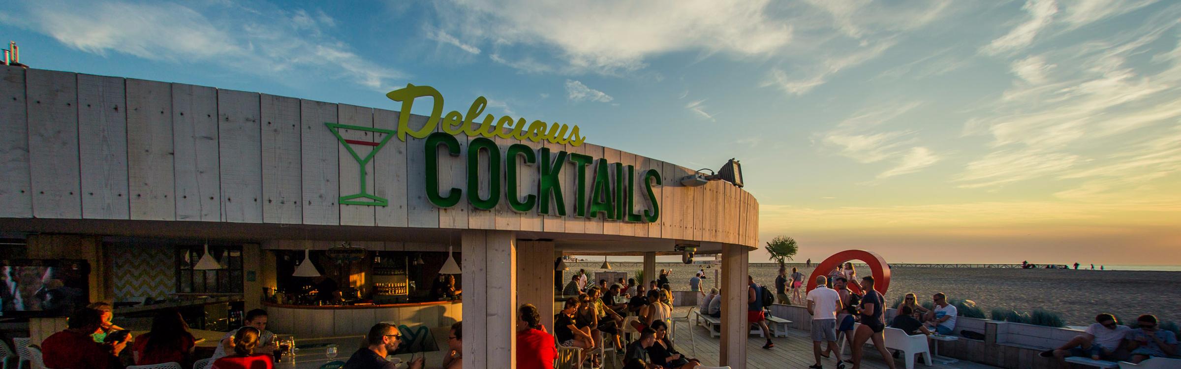 Cocktails header
