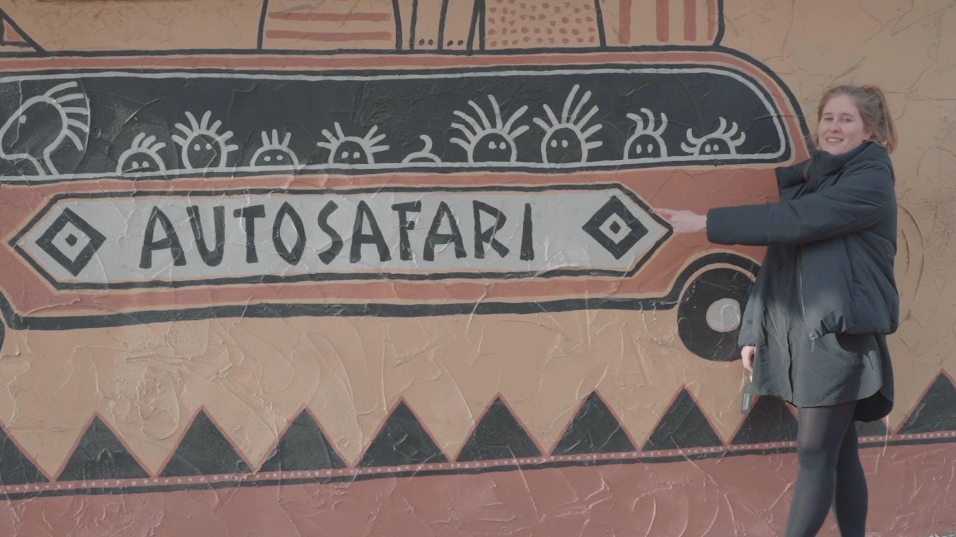 Inge autosafari