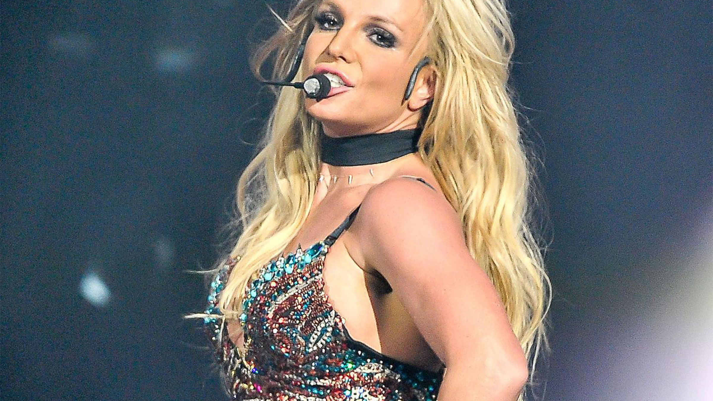 Britney home