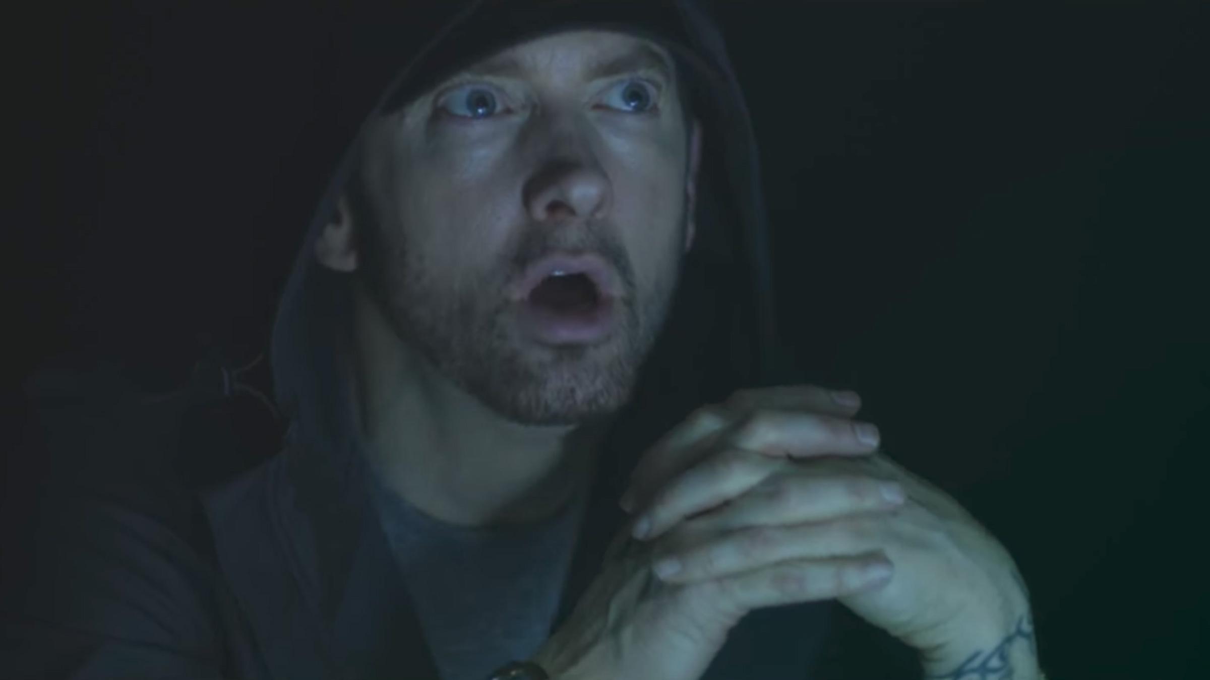 Eminem home