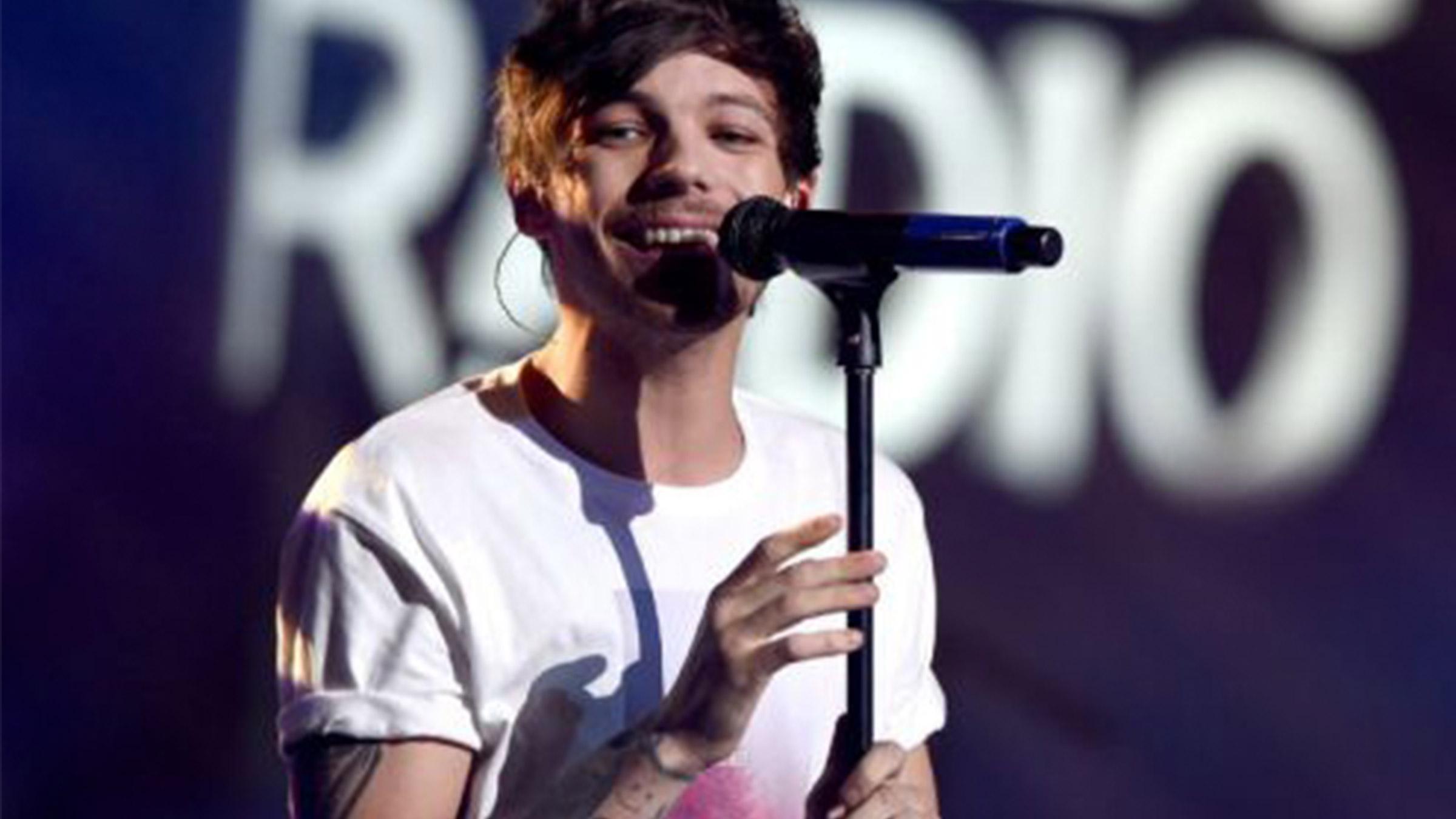 Louis tomlinson teaser