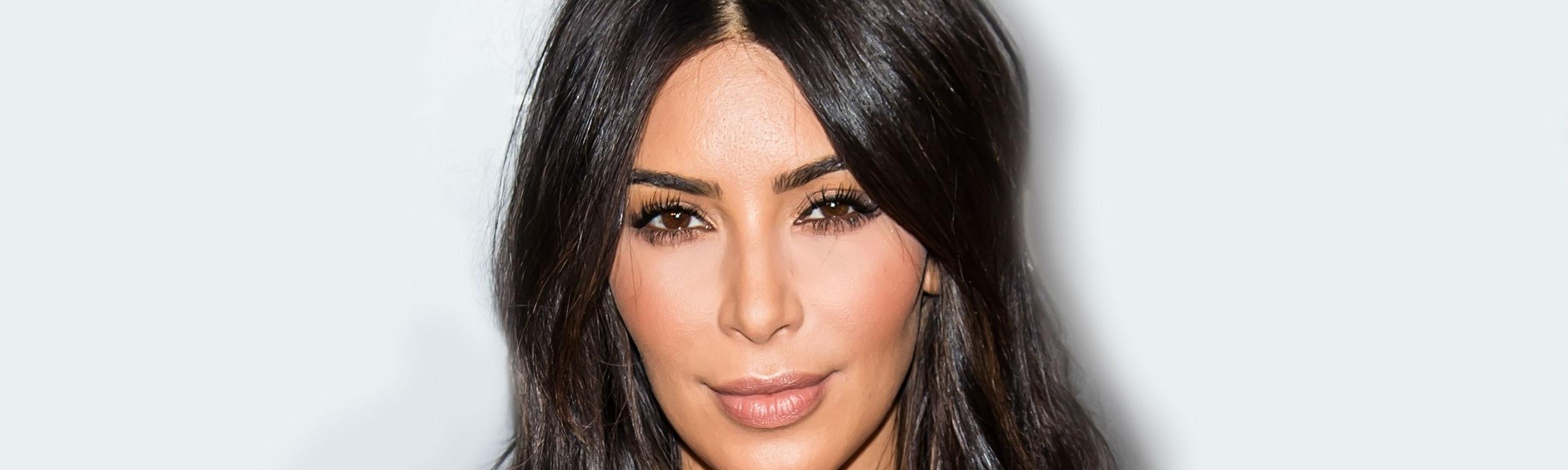 Kim kardashian nontouring social