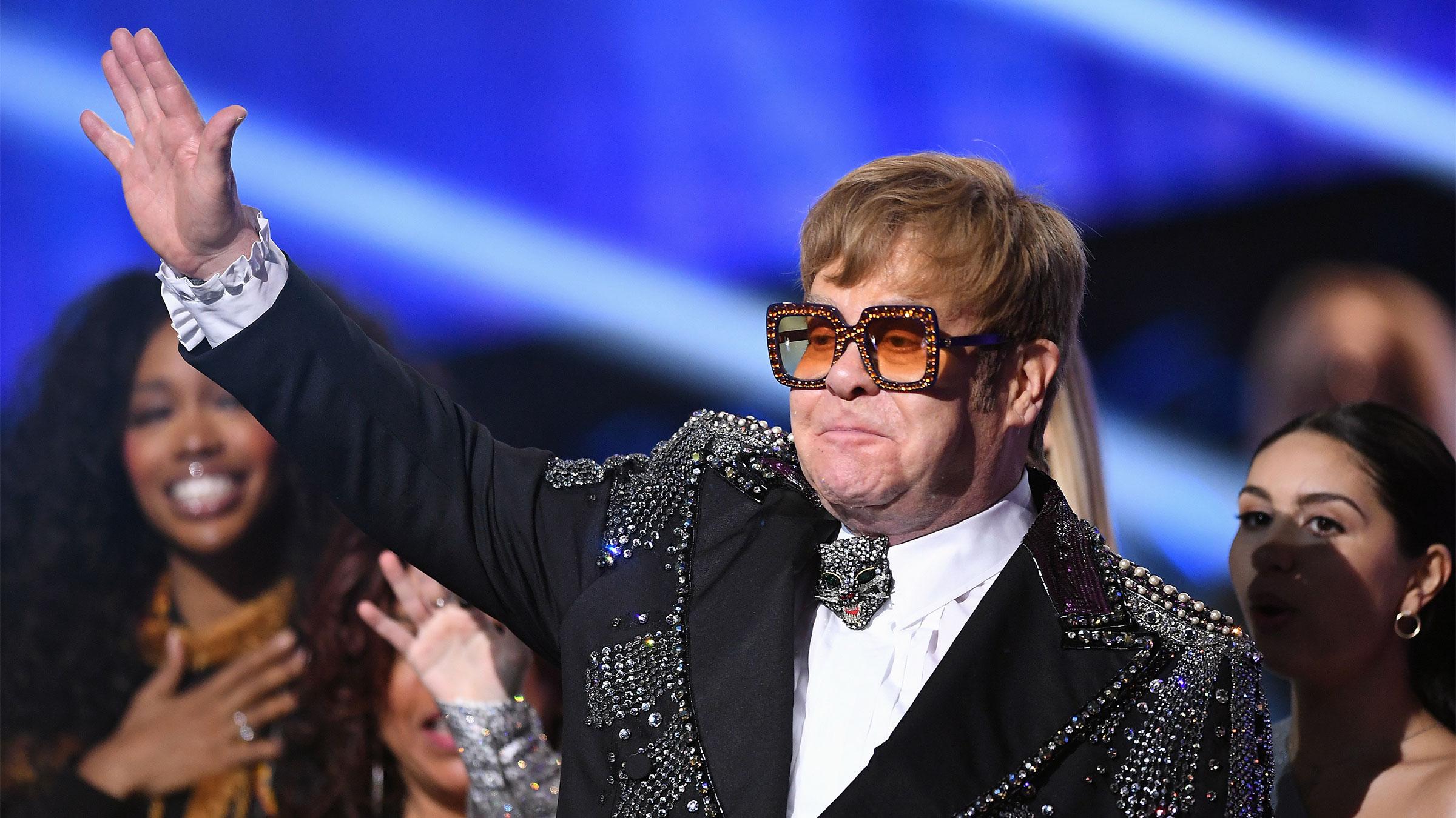 Elton home