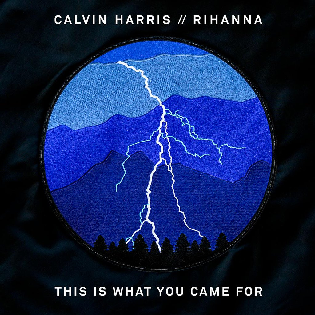 Calvin harris rihanna this is what you came for
