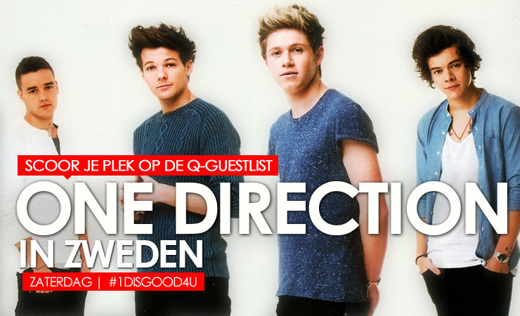 Atp gl onedirection zaterdag