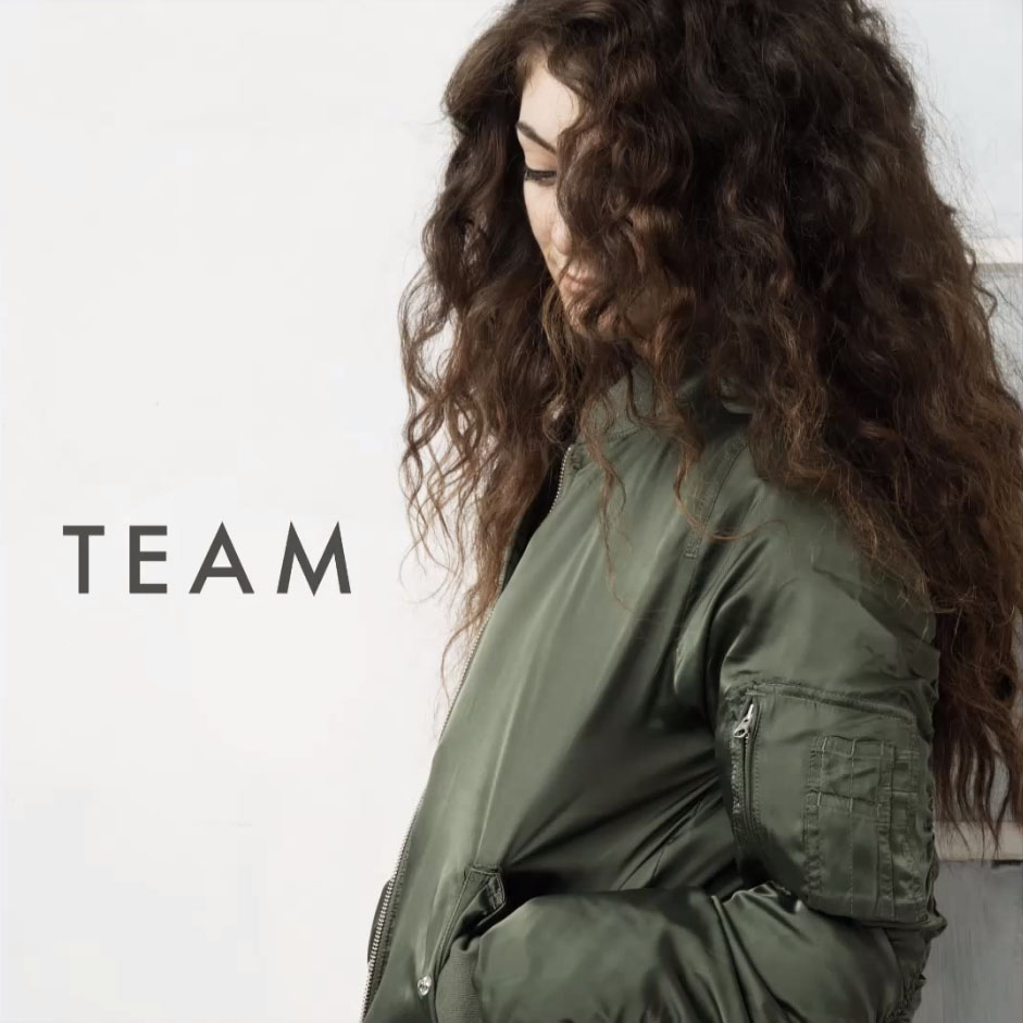 Lorde team single