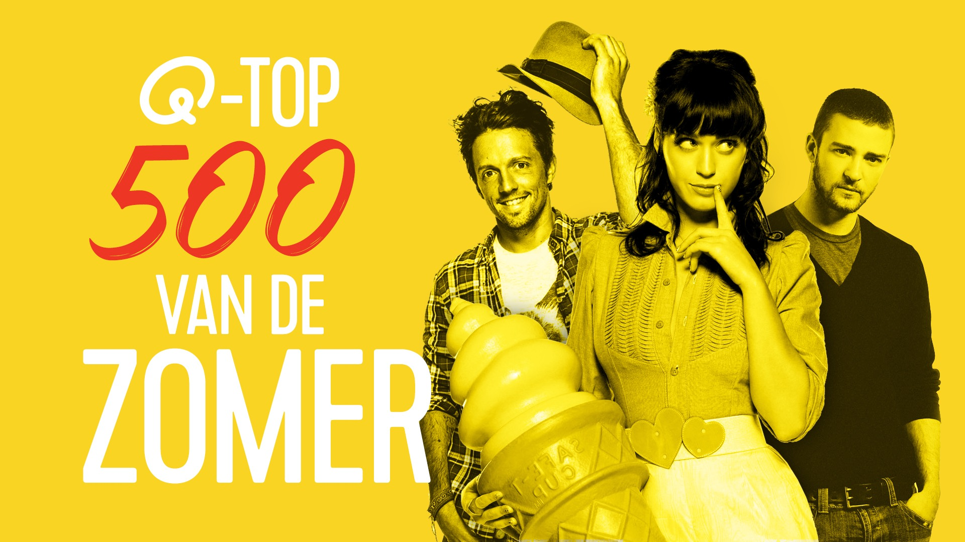 Top500 zomer 3