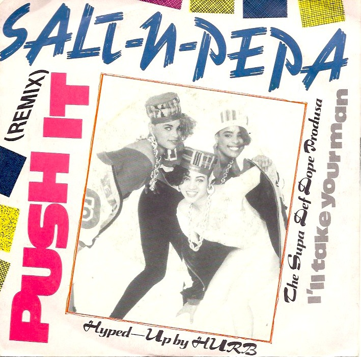 Salt n pepa push it remix dureco benelux