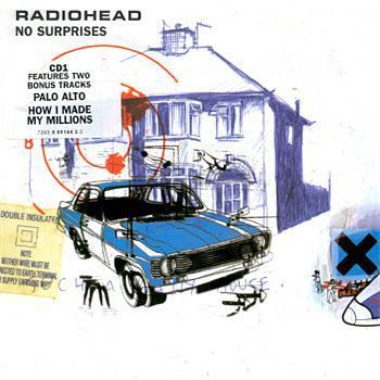 Radiohead   no surprises  cd1