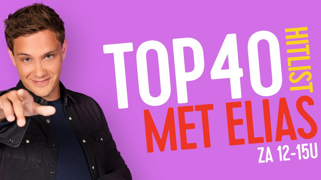 Top 40 hitlist met elias