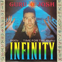 Guru josh infinity 1990s time for the guru de construction rca s