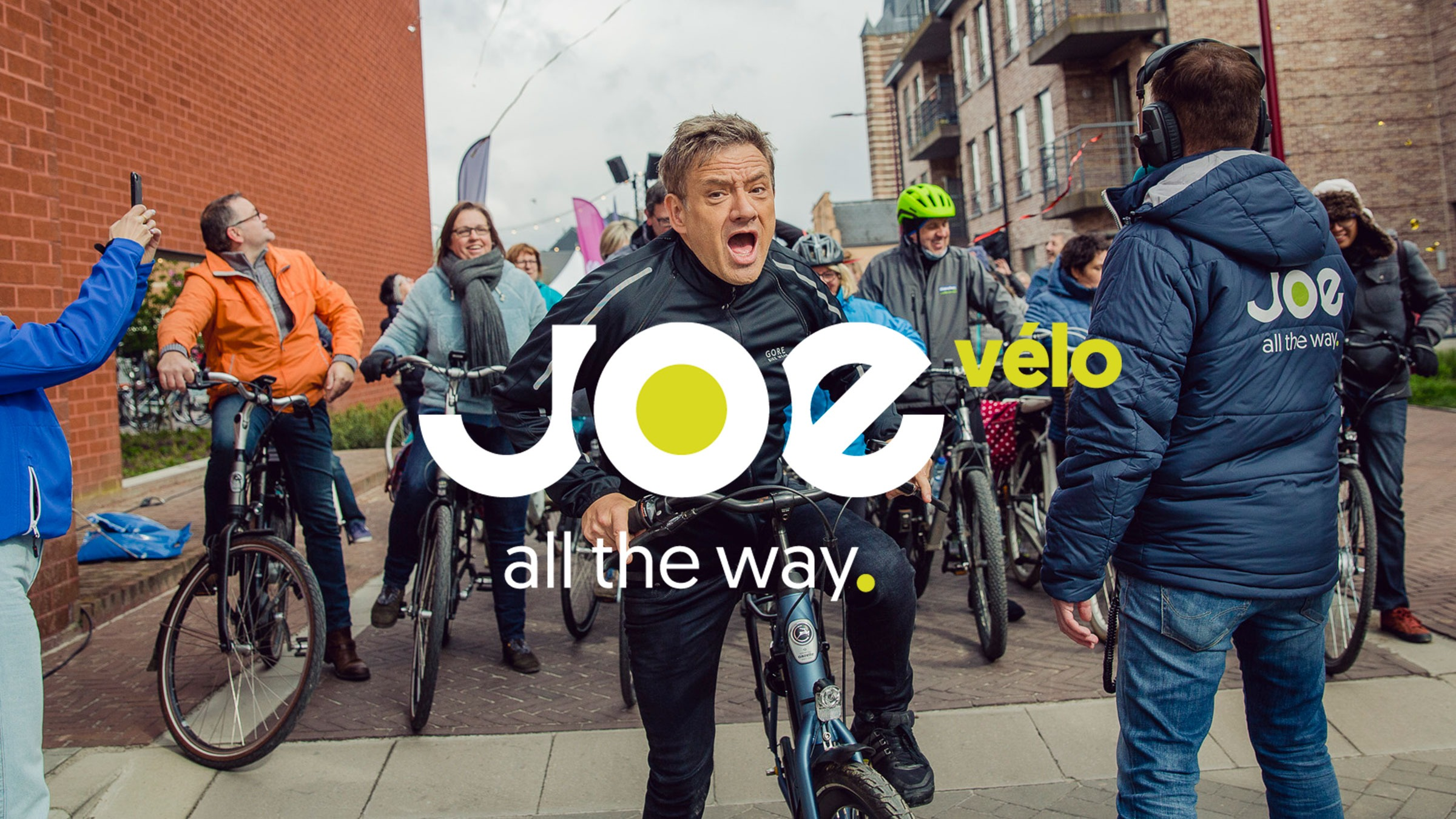 Joe site header