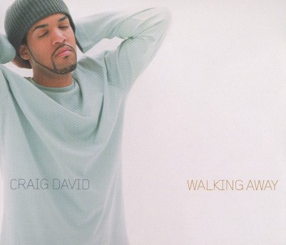 Craig david   walking away  cd 1