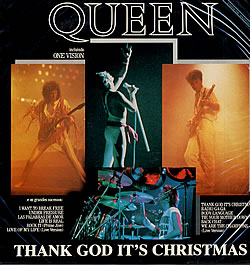 Queen thank god its chr 52875