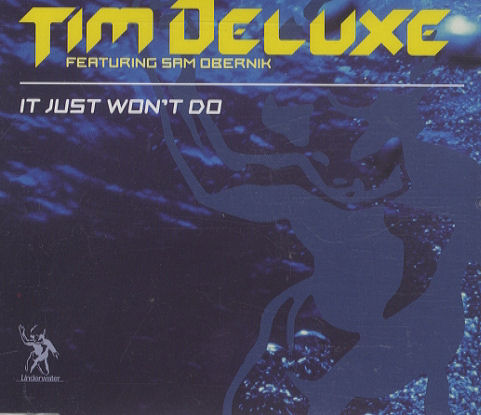 Tim deluxe it just wont do 322623