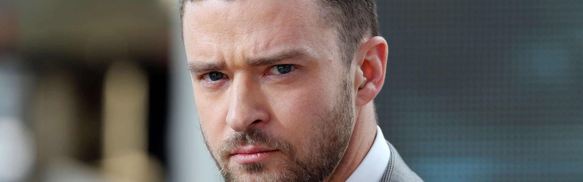 Justin timberlake top header