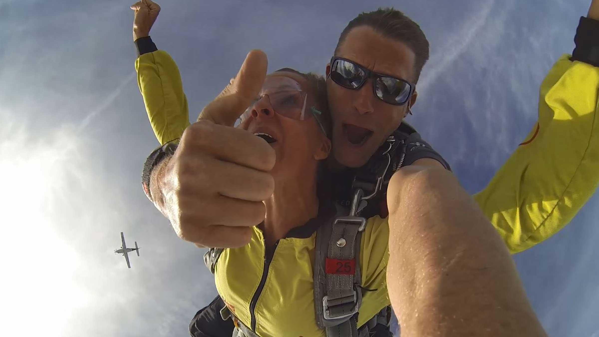 Skydivehomedef