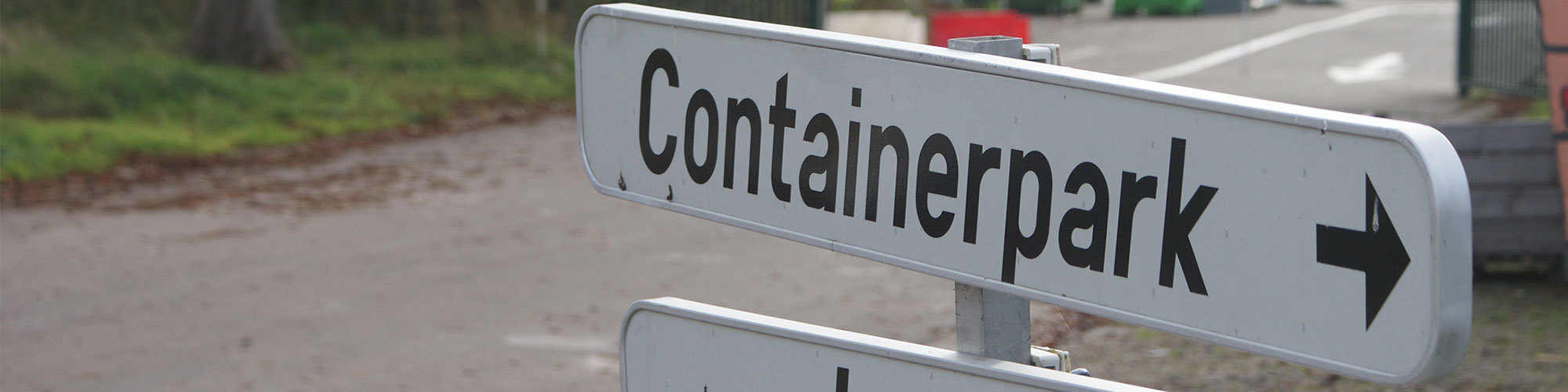 Containerpark header
