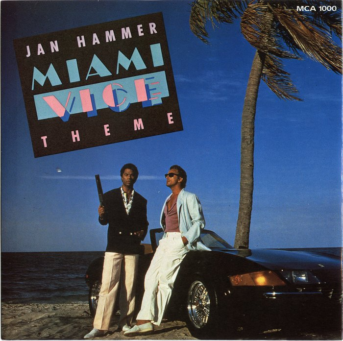 Jan hammer miami vice theme 1985