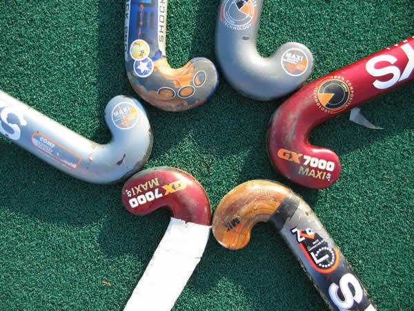 Hockey goed
