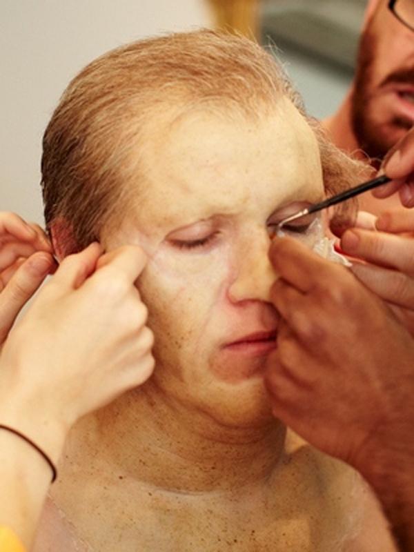 Niall makeup 0
