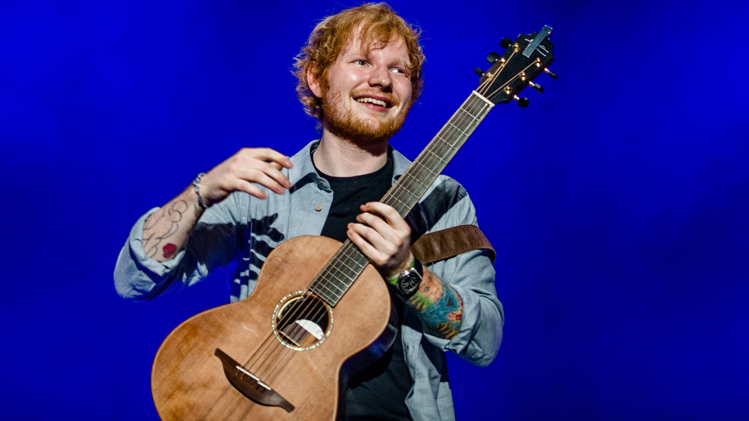 Ed gitaar tease