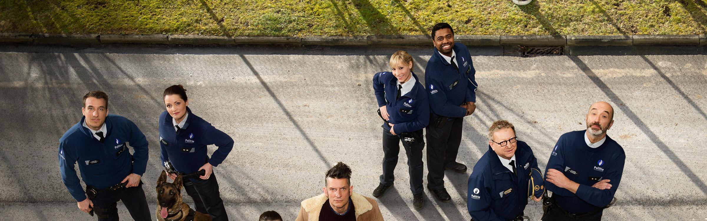 Debuurtpolitie s3 groepfoto 01
