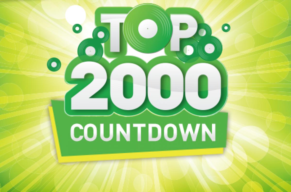 Atp ditweekend top2000 countdown
