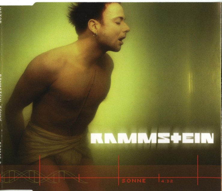 Sonne+ maxi+cd + +2001