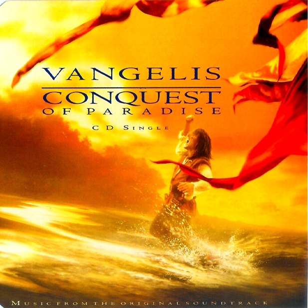 Vangelis conquest of paradise