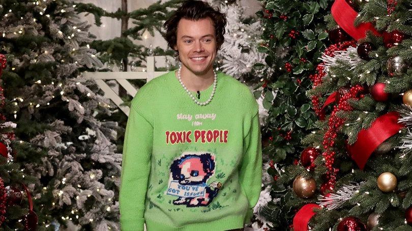 Harry Styles geeft toe te sporten op muziek van One