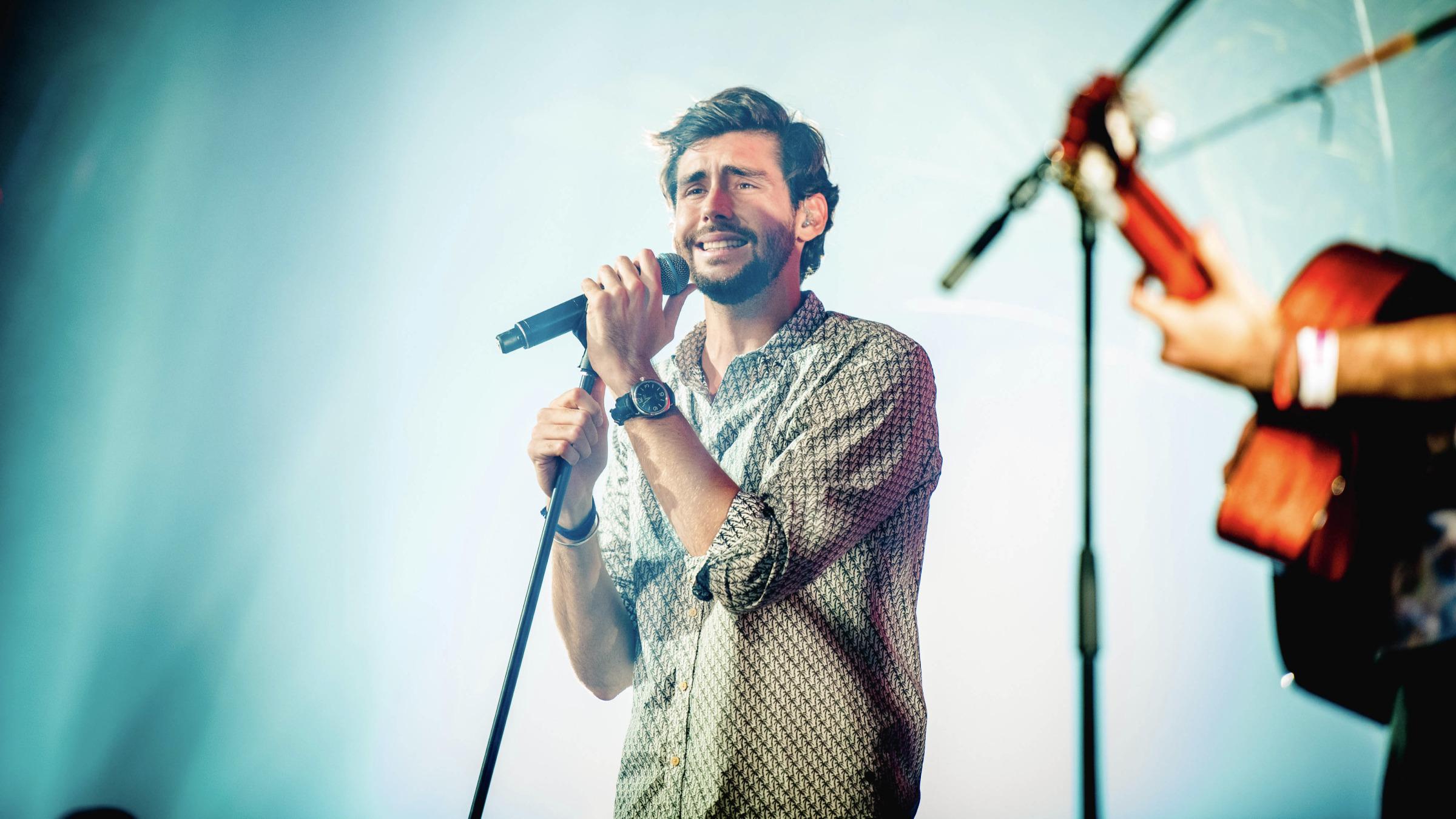 Alvaro Soler Heeft Een Nieuwe Single: 'Ella'!